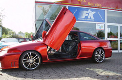 Opel Calibra Flügeltüren Umbau