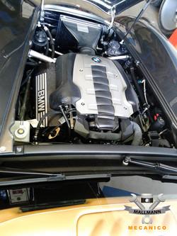 Wiesmann BMW Motor