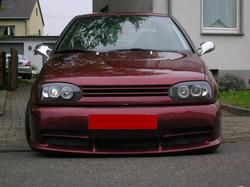 VW Golf 3 Bodykit
