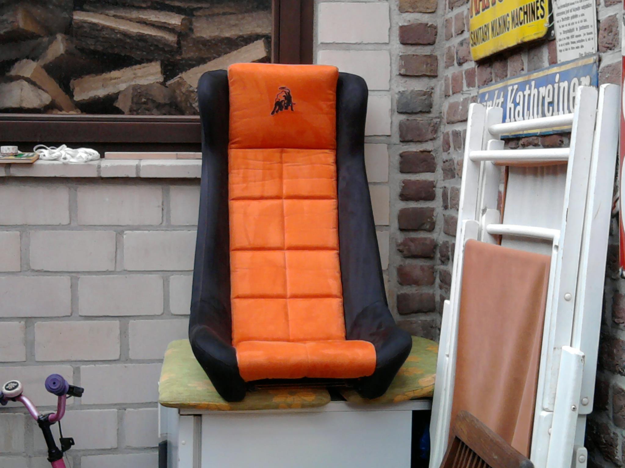 Lamborghini Sitze Spezialanfertigung