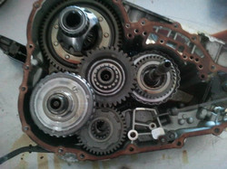 Automatikgetriebe Überholung