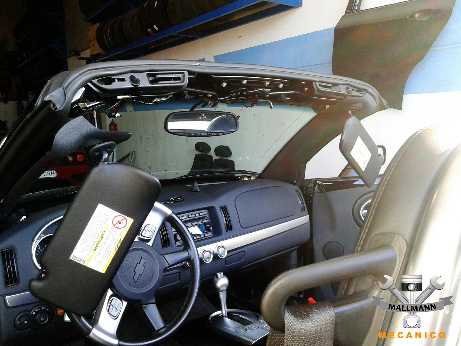 Chevrolet Werkstatt Mallorca