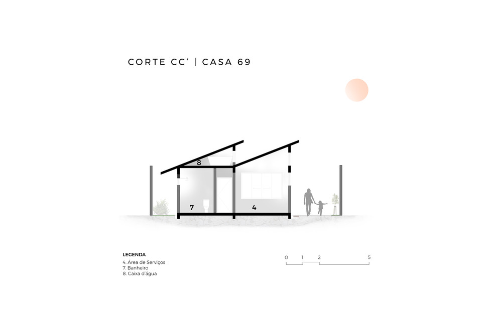 PROJETO ARQUITETÔNICO | CASA69