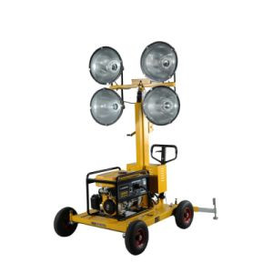 Portable-Construction-Flood-Light-Tower-
