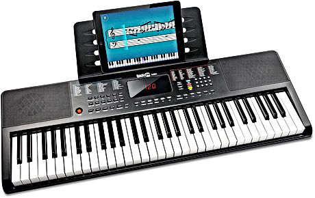 Rockjam Portale Keyboard, 61 Keys