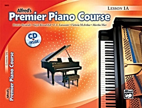 Alfred's Premier Piano Course, Level 1