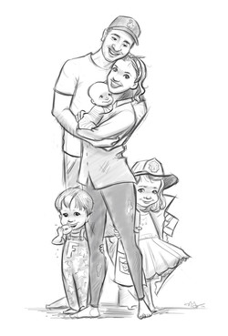 The Wylie Family