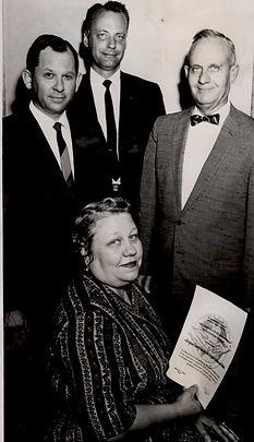 Hazel Norell Executive Director 1950-197