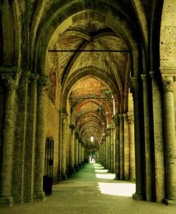 Deserted Abbey