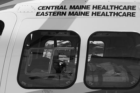 Central and Eastern Maine Healthcare helicopter N901WM