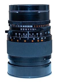 CF 150mm Hasselblad lens