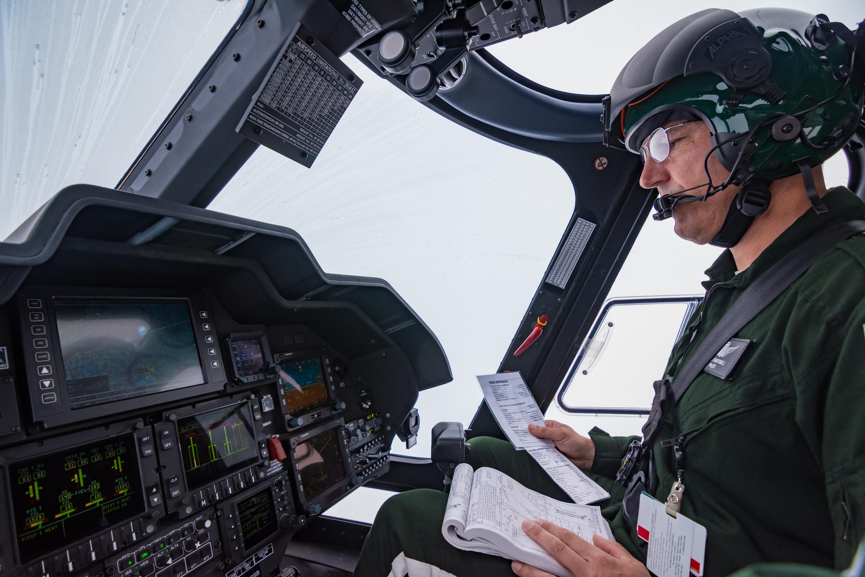 IFR flight; A109 Grand New