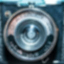 Plastic camera lens with focus settings