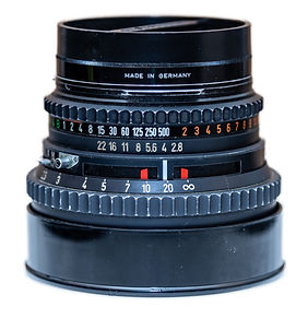 80mm Carl Zeiss kit lens for Hasselblad film camera