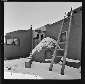 Hasselblad Taos photograph using 120 roll film