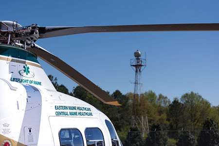 LifeFlight of Maine third helicopter N901WM Whiskey Mike in Oxford MS