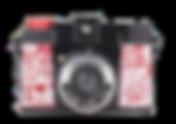 diana f+ lomography camera