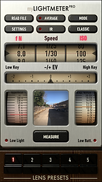 my light meter pro field test results