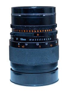 150mm CF hasselblad carl zeiss lens