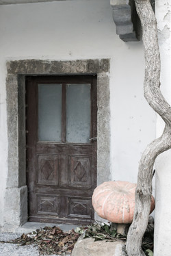 Village Doorway, Slovenia