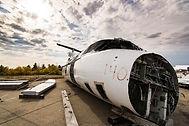 Aviation Photography, Airplane Graveyard, Boneyard, Delepated airplane, old airplane, antique airplane, Colgan airlines, us airways, Dash 8, Spare airplane parts