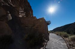Pueblo home in New Mexico