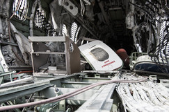 airplane graveyard, emergency exit