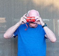 Shooting with the stealthy coke can camera