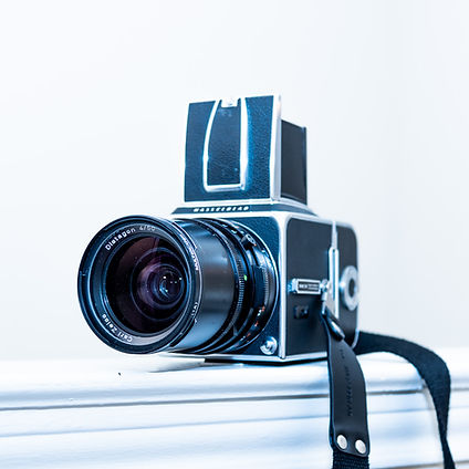 Hasselblad 500 C/M with 50mm Distagon Zeiss Lens