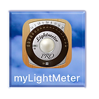 light meter pro icon for iphone