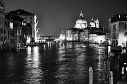 Night on the Grand Canal