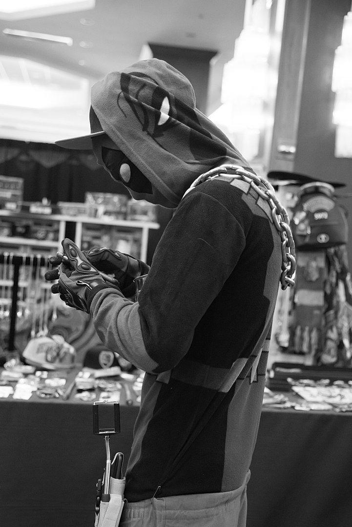 Deadpool dials