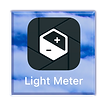 Light meter iPhone photography app icon