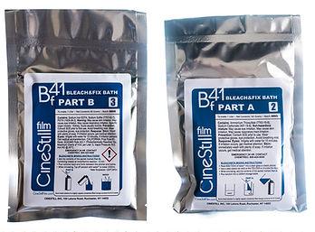 Cinstill C41 bleach and fixer mixture