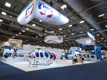 Heli Expo 2017 Overview