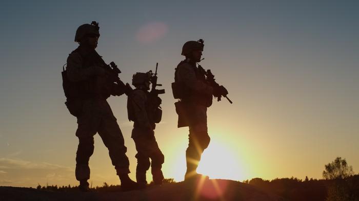 militaty