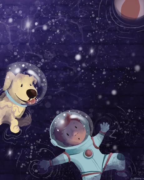 Swimming to the Stars