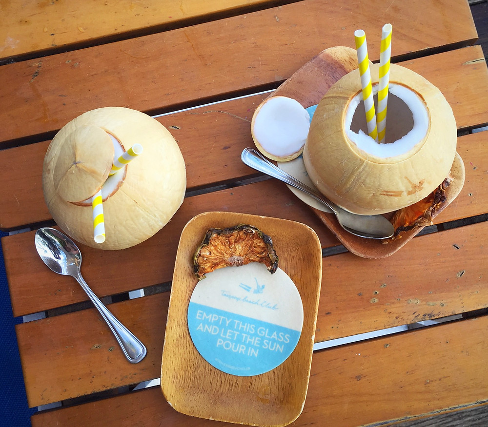 Tanjong Beach club Treats