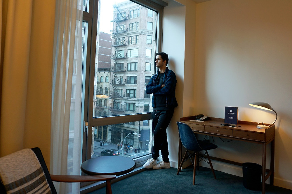 Smyth hotel - Room