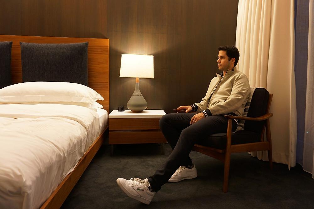 Smyth, a thompson hotel sitting area