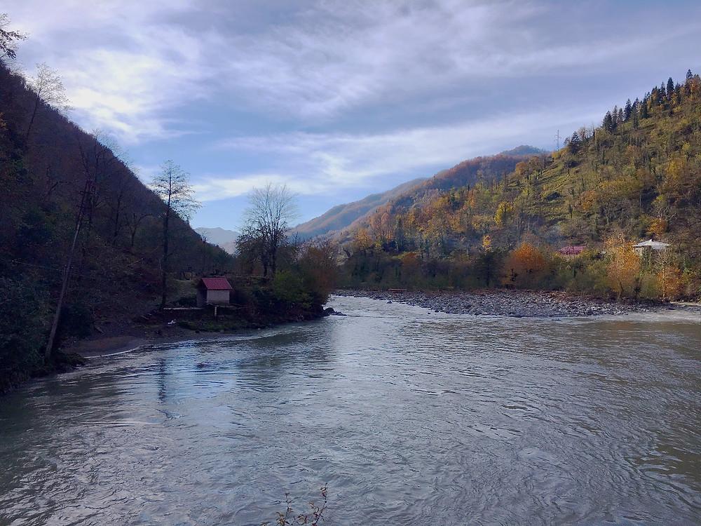 Makhuntseti village