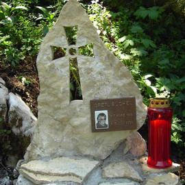 Denkmal Gretl Büchel