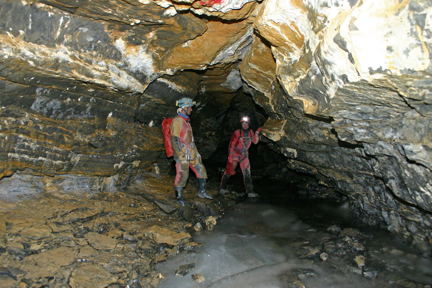Obstanser Eishöhle