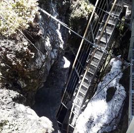 Lange Eingangsstiege