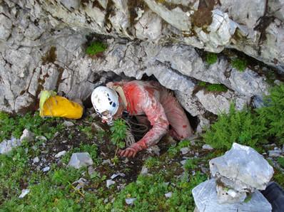 Obstanser Tropfsteinhöhle