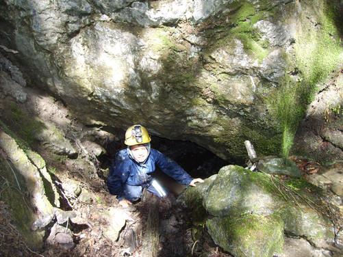 Exentriqueshöhle bei Imst
