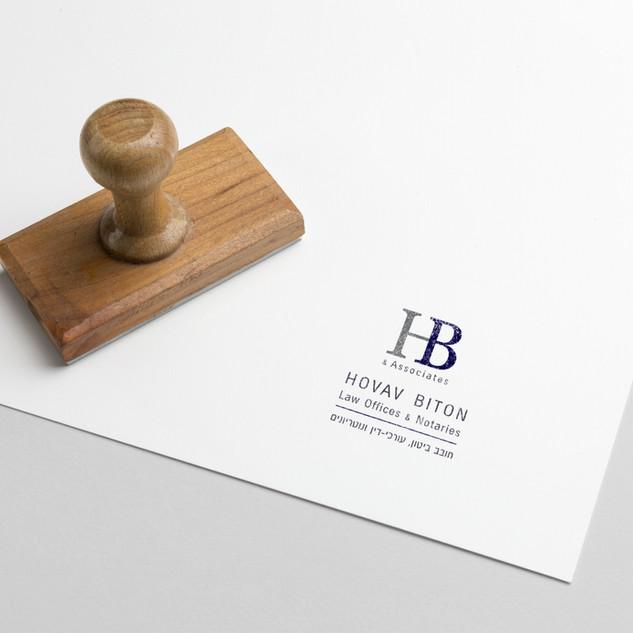 לוגו למשרד עורכי דין: חובב-ביטון