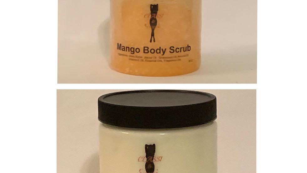 Body Scrub & Body Butter