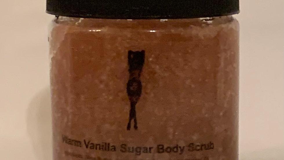 Warm Vanilla Sugar Body Scrub