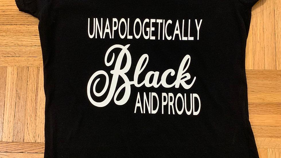 Unapologetically Black V-Neck